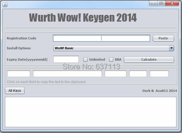 Wow Wurth Keygen Download Pc
