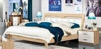 Muebles De Madera Quarto Bedroom Set Sale Y.g Furniture High Quality Discount Bedroom Furniture Bed