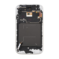 High Quality White For Samsung Galaxy S4 I9500 LCD Display Touch Screen Digitizer With Frame
