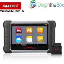 Autel MaxiPRO MP808TS автомобильный диагностический сканер с функцией tpms-сервис и Bluetooth(основная версия Maxisys MS906TS