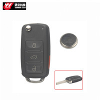 Yanhua 315MHZ 3 Button Remote Key for Touareg