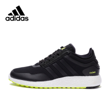 Intersport Original New Arrival Authentic Adidas Men's Boost Running Shoes Breathable Sneakers