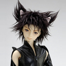 OUENEIFS bjd sd dolls Volks Black Cat Lucas 1/3 model reborn girls boys eyes High Quality toys makeup shop resin