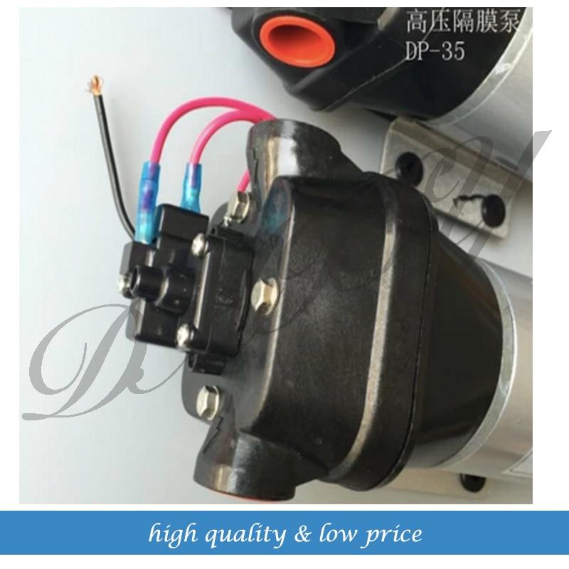 2016 New OPHIR RV /Marine 24V DC 40W Demand Fresh Water Diaphragm Self Priming Pump Low Pressure Educational Equipment