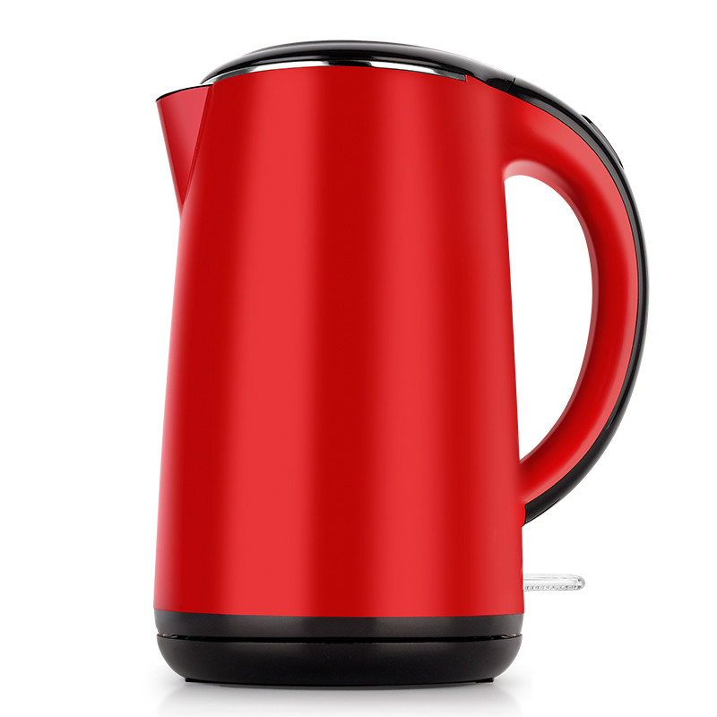 Electric kettle USES 304 stainless steel boiling water automatic power off electric kettle boiling pot 304 stainless steel home insulation 1 5l