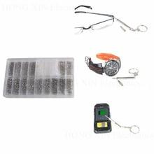 90Stainless Steel Glasses Sunglass Clock Watch Spectacles Phone Set Kit Silver Screws Nuts Screwdriver Repair Tool screw