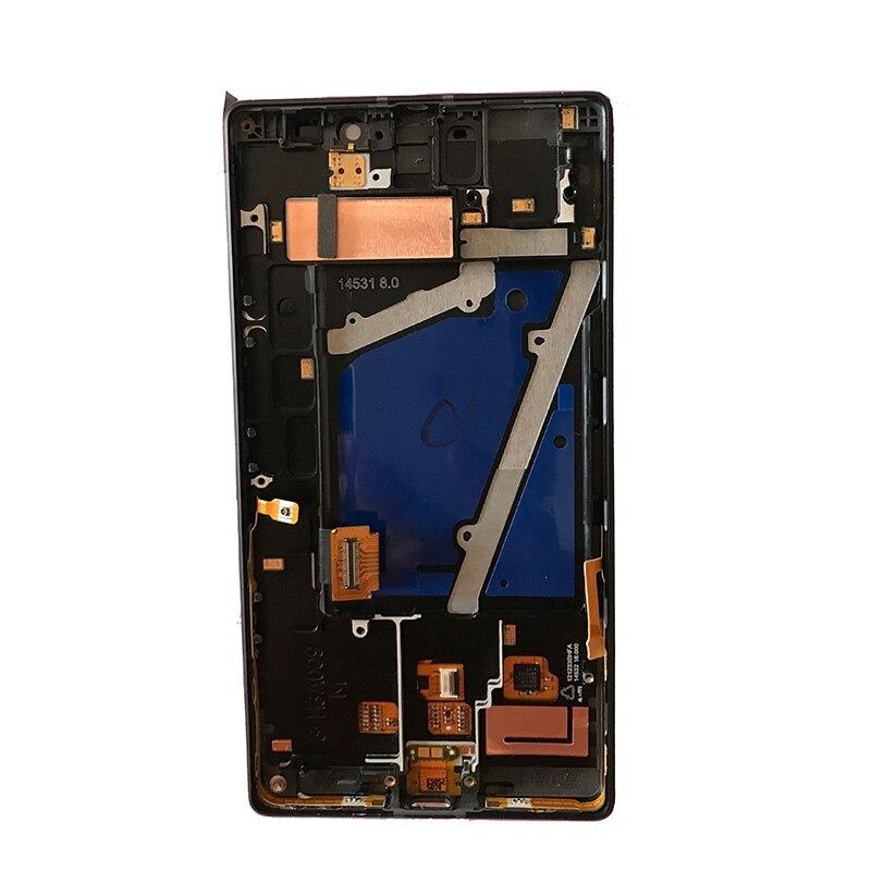 Original para Nokia Lumia 930 pantalla LCD con pantalla táctil ...