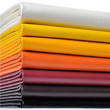 50x68cm Faux Pu Leather Fabric Eco Leather Furniture Material Automotive Napa Vinyl Leather Leatherette Chair Upholstery Fabric