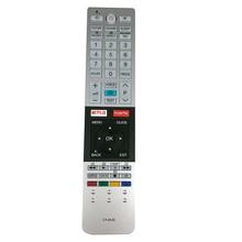 Yeni Orijinal CT 8536 Uzaktan Kumanda Toshiba TV Netflix Google Play Anahtar