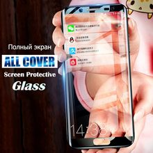 20pcs/Lot Full Cover Tempered Glass Film For Samsung M40 M30 M20 M10 A10 A20 A30 A40 A50 A60 A70 A80 A90 Screen Protector HD(China)
