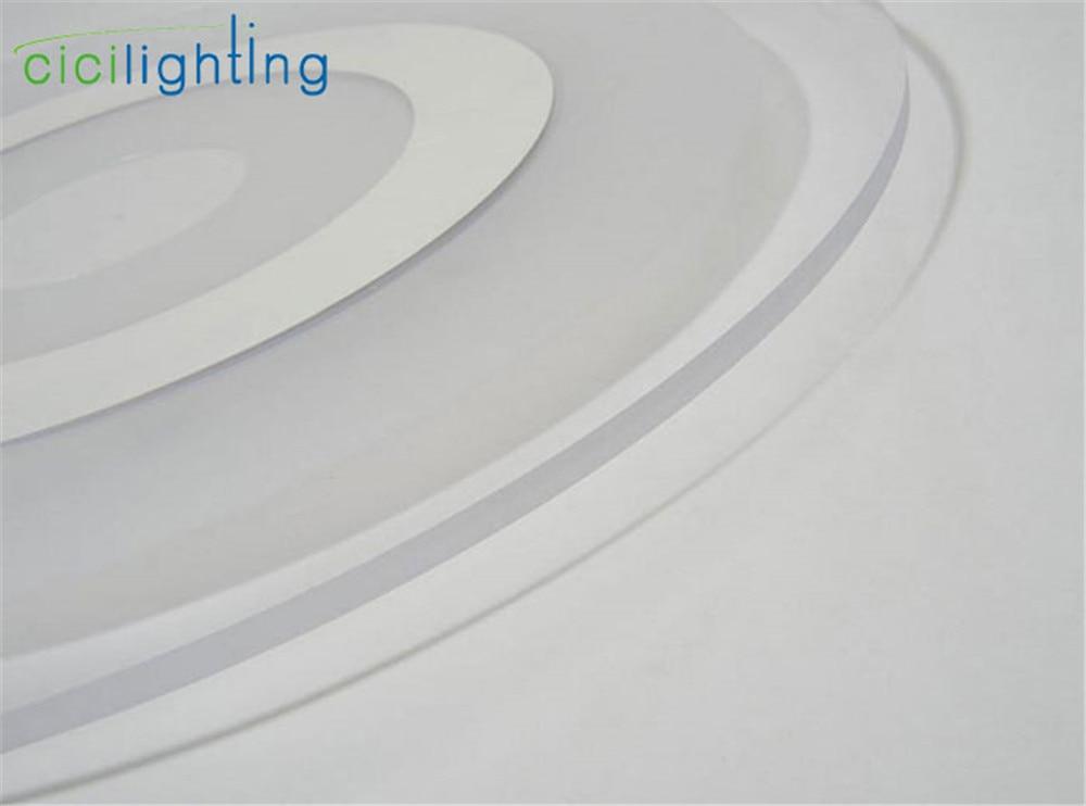 Led Plafondlamp Slaapkamer : Kopen goedkoop moderne acryl led plafondlamp ring plafond