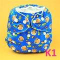 3pcs/lot Hot sales adjustable washable diapers pants breathable leak-proof diapers reusable cloth diapers