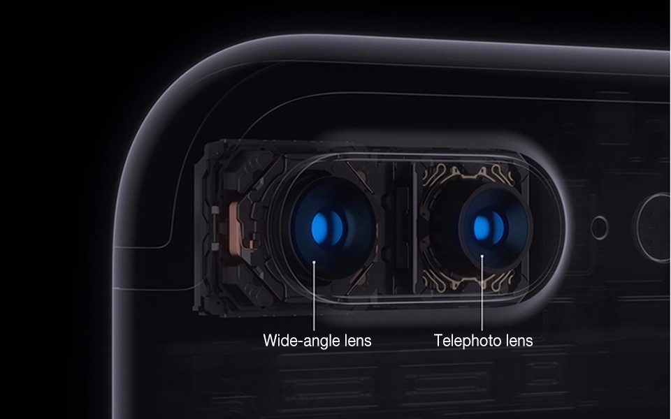 Apple iPhone 7 Plus, определение отпечатка пальца, 3 Гб оперативной памяти, Оперативная память 32/128 ГБ/256 IOS мобильного телефона LTE 12.0MP Камера Apple Quad-Core12MP мобильного телефона