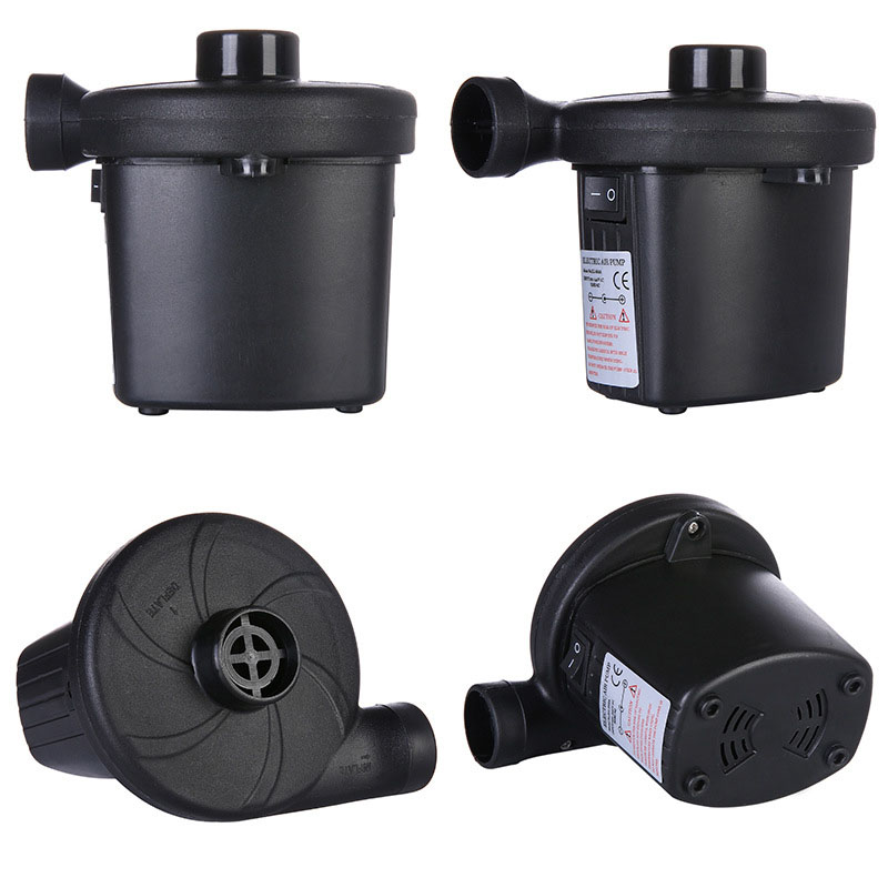 Car Inflatable Pump 12V Car Electric Air Pump Electric Air Mattress Camping Pump in Pumps from Home Improvement