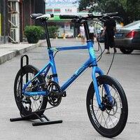 JAVA LIMIITED CL 20 Minivelo Bike Hydraulic Disc Brake Uniex High Quality Urban 406 City Mini