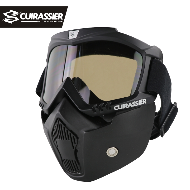 Cuirassier CG01 Skyddsglasögon ATV Motorcykel motocross - Motorcykel tillbehör och delar