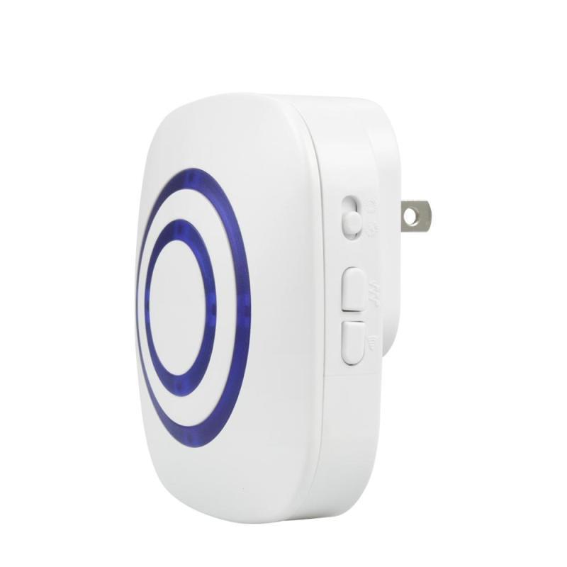 QIACHIP 2017 Brand Wireless Digital Doorbell With PIR Sensor Infrared Detector Induction Alarm Door Bell Button Home Security qiachip 2017 brand wireless digital doorbell with pir motion sensor infrared detector induction alarm door bell button home diy