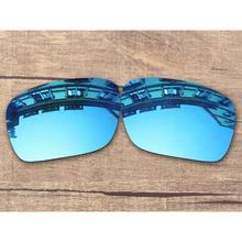 Vonxyz Ice Mirror Polarized Replacement Lenses for-Oakley Holbrook Frame