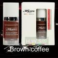 1 Unids Profesional Superior de Vacío Aséptica Maquillaje Pigmento 10 ml/botella de Tinta Del Tatuaje Permanente Del Maquillaje Con la Caja Marrón café