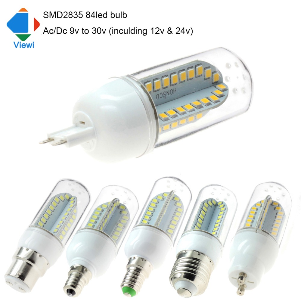 Viewi 10x e27 e14 e12 b22 gu10 g9 lampada led lamp bulb ac for Lampada led e14