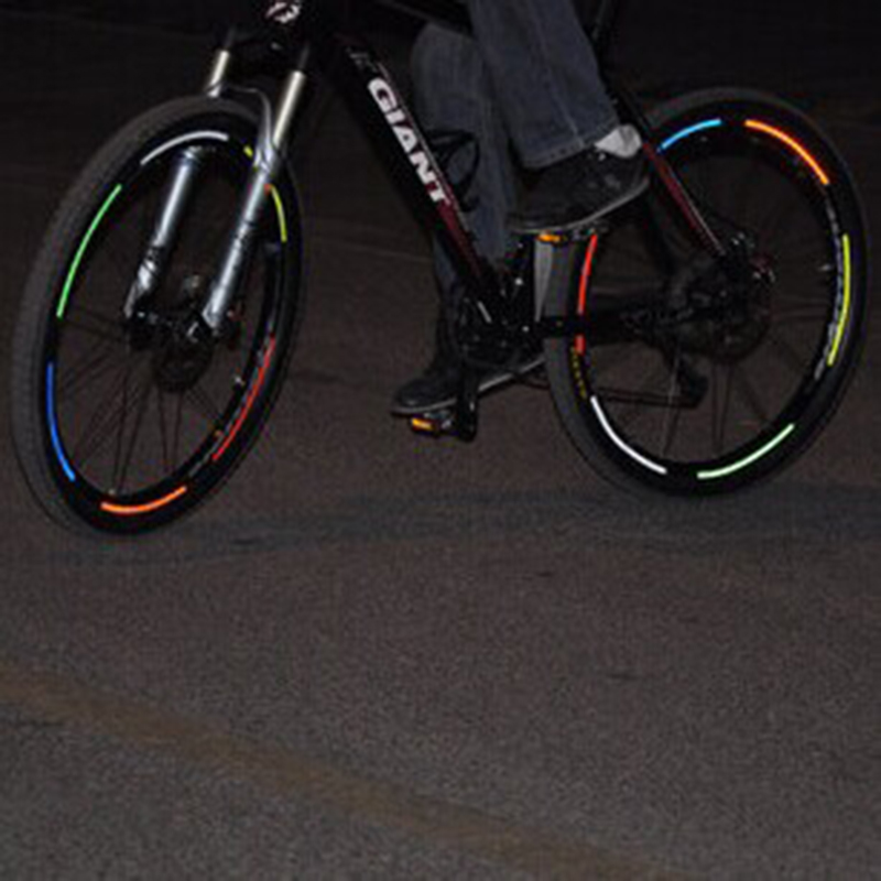 Online Shop Rockbros 12pcs Bicycle Wheel Light Reflector