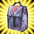 Miúdos dos desenhos animados New Térmica Cooler Duplas Carry Armazenamento Picnic Bag Bolsa Saco do Almoço Um AUSUKY À Prova D' Água