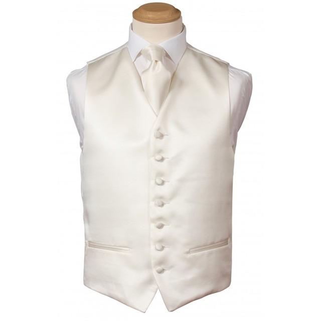 Marfim Colete Dos Homens Dos Homens para Homens Casamento Ternos Novo 7 Botões Blazer Slim Fit casamento do noivo Colete