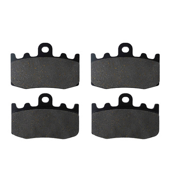 Motorcycle Front Brake Pads for BMW HP2 Megamoto 2007 2008 K1200RS K1200 RS 2001-2005 K 1200 S K1200S K 1200S 2005-2008 image
