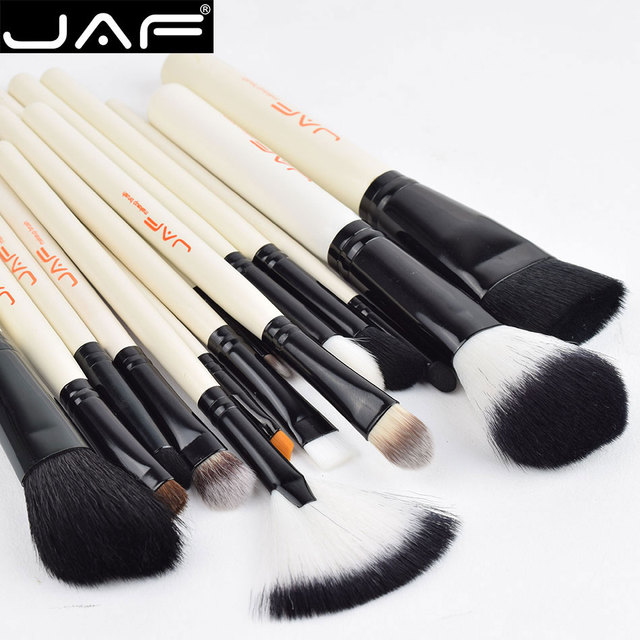 JAF Studio 15-piece Makeup Brush Kit