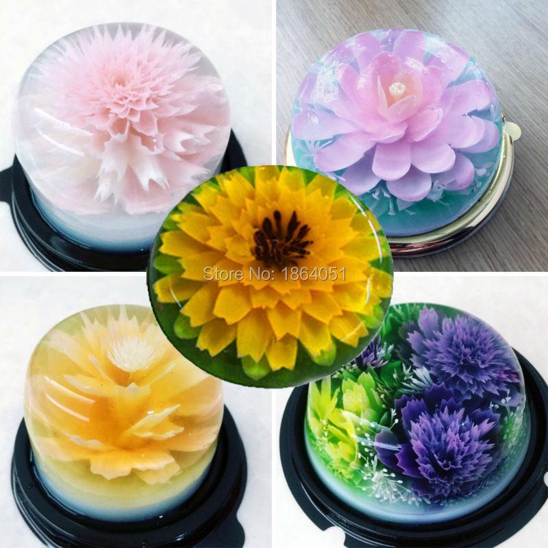 3D jelly çiçək sənətkarlıq alətləri 3D jelatin sənətkarlıq - Mətbəx, yemək otağı və barı - Fotoqrafiya 4