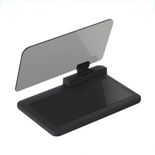 Automobile Universal H6 Car HUD Holder Head Up Display Holder GPS Smartphone Navigation Projector Reflection Board Panel New