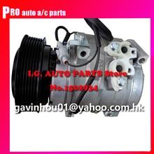 High quality 10S17C ac compressor for Car Mitsubishi Pajero V73 7pk