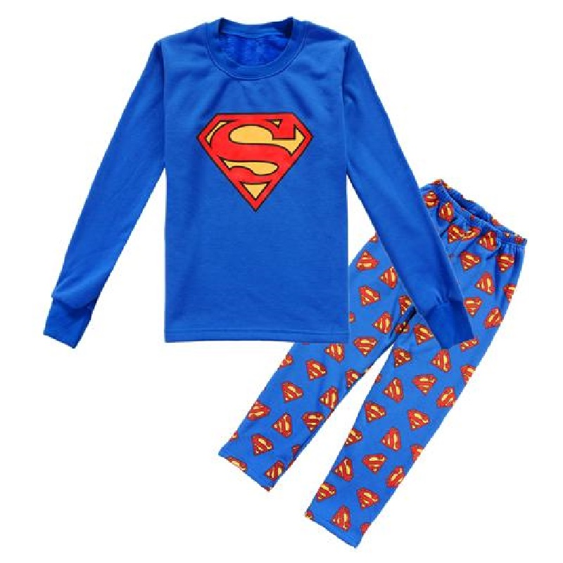Online Buy Wholesale kids superman pajamas from China kids ...