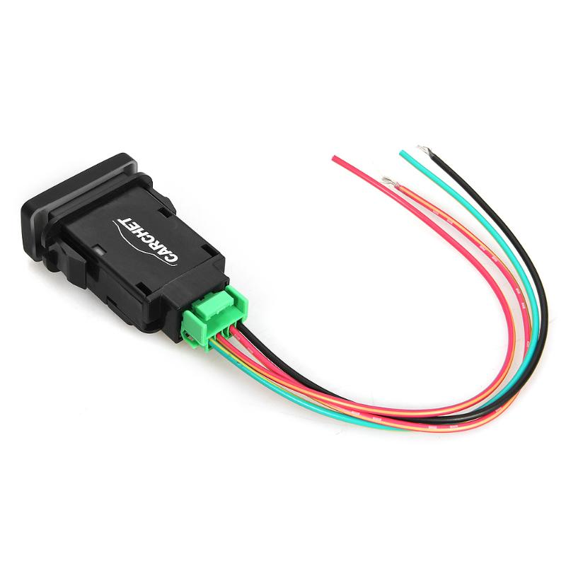 Toggle Switches Wires Toyota Honda Car Motor Switch Start Button ...