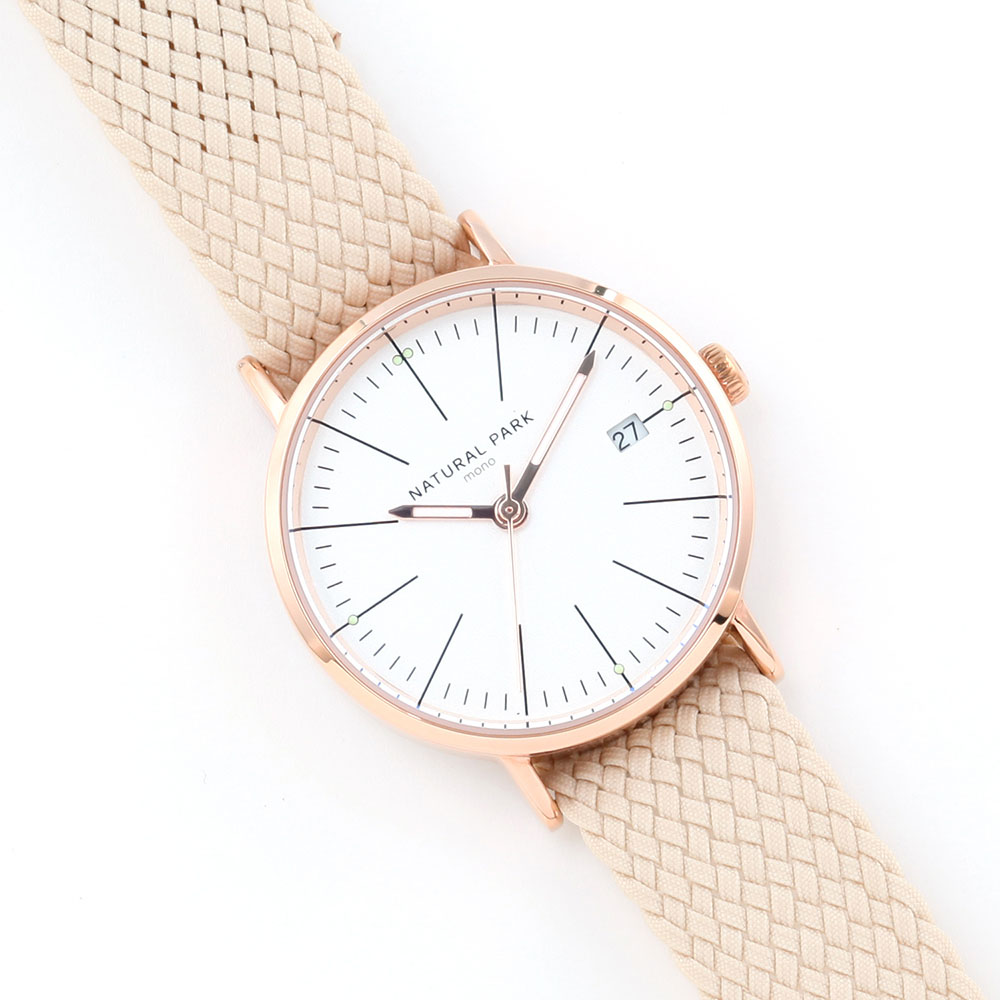 New Brand Relogio Feminino Date Clock Female Nylon Watch NATURAL PARK Ladies Fashion Casual Watch Quartz Wrist Women Watches new forcummins insite date unlock proramm
