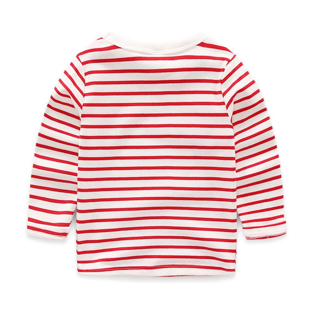 Babyinstar-Baby-Kids-Clothing-Stripe-Cotton-Boys-Girls-T-Shirt-Cute-Rarabbit-Pattern-Long-Sleeves-Children-Autumn-Clothes-2