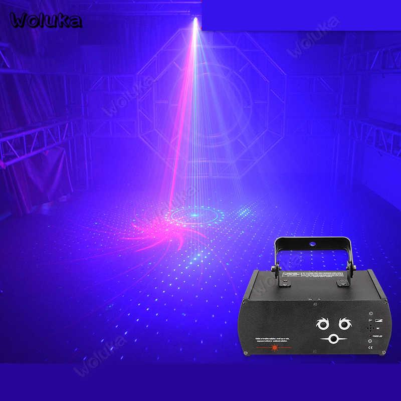 """3 """"кошачий глаз"""" красный цвет зеленый, синий Лазерное освещение RGB хайлайтер луч различные узоры КТВ флэш бар танцпол номер разноцветными огоньками CD50 W01"""