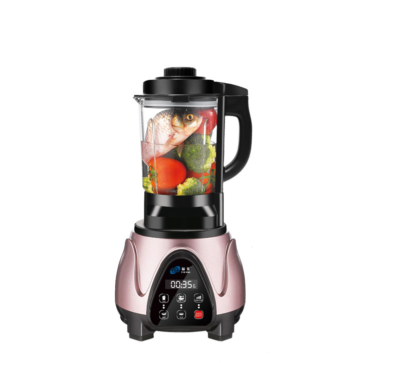 Fl2659 Multifunction Food Processor/Domestic High Speed Blender/Household Automatic Blender/Intelligent Heating Food Processer wavelets processor