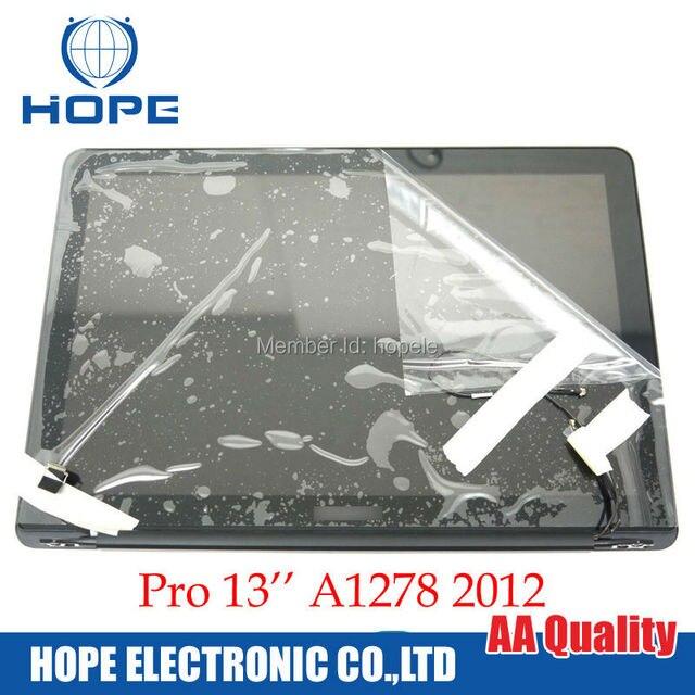 """Nuevo Para MacBook Pro 13 """"A1278 Pantalla LCD de Montaje de Pantalla Completa 2012 661-6594"""
