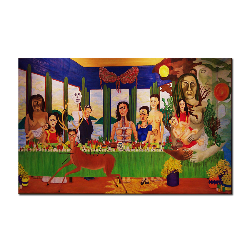 Last Supper Wall Decor compare prices on last supper wall decor framed- online shopping
