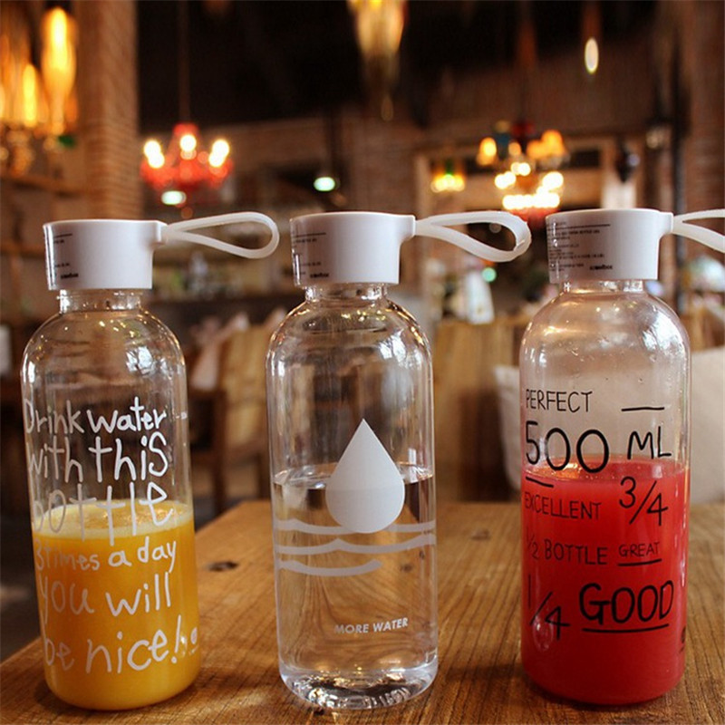 Portable Fruit Infusing Infuser Water Sports Lemon Juice Bottle Flip Lid For Kitchen Table Camping Travel Outdoor