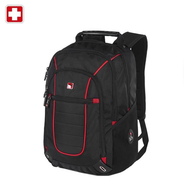 Aliexpress.com : Buy Swisswin brand new men's backpack original ...