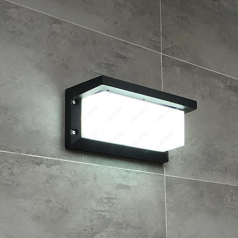 Outdoor/Indoor 10W/20W LED Wall Sconce Light Fixture