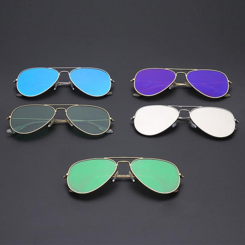 Imakefashion Classic Style 3025 Flat Lens Sunglasses Men