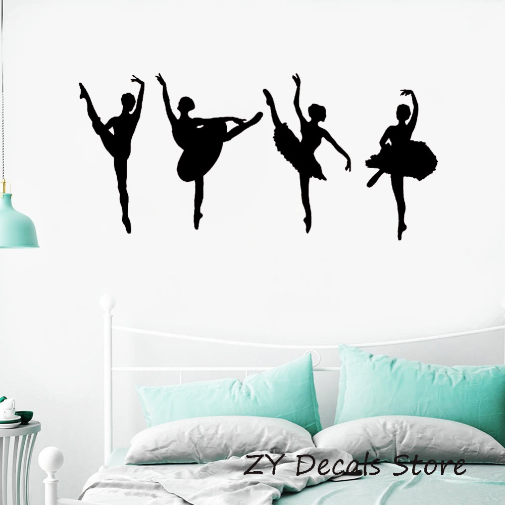 Buy Ballerina Wallpaper And Get Free Shipping On AliExpress