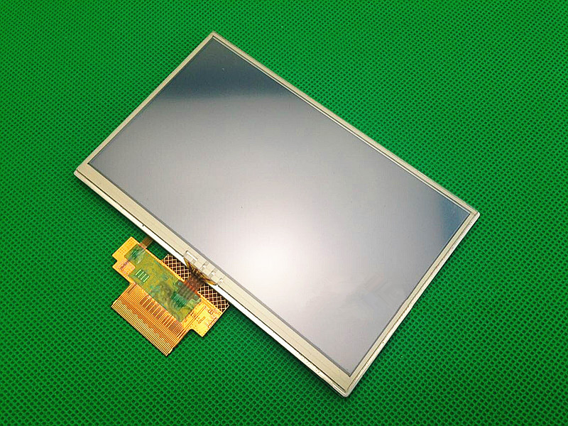 цены  Original 5 inch TFT LCD Screen for TomTom VIA 4EN52 Z1230 full LCD display Screen panel with Touch screen digitizer replacement