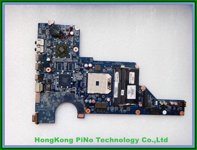 Бесплатная Доставка 649948-001 DA0R23MB6D1 REV: D laptp материнскую плату для HP Pavilion G6 G4 G7 системной плате 100% тестирование