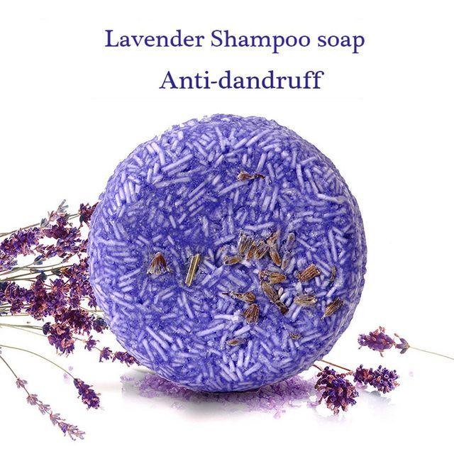 Fashion Handmade New Fragrance Shampoo Bar Soap Hair Growth Nourishing Natural Handmade Herbal Hair Care Deep Nourish 5