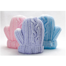 Christmas gloves 3D Soap mold mitten silicone candle DIY han