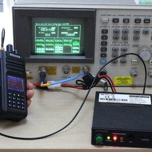 Image 5 - Retevis مضخم طاقة RT91 RF ، جهاز إرسال واستقبال لاسلكي رقمي/تناظري DMR ، 30 40 واط